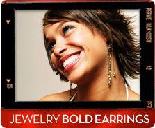 Bold Earrings