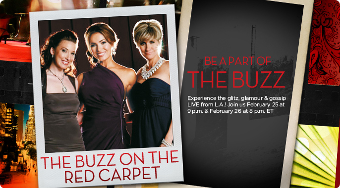 The Buzz on the Red Carpet — Live from L.A.