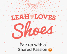 Leah Loves Shoes