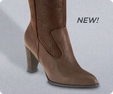 Kathy Van Zeeland over-the-knee boots with fold-over cuff