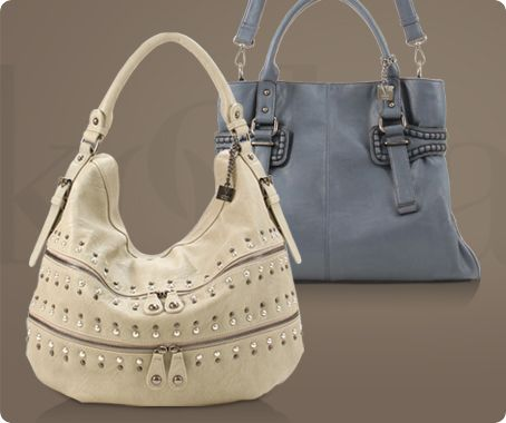 V Couture by Kooba Handbags — Handbags — Shoes   Handbags — QVC.com 9f9b328adc2b3