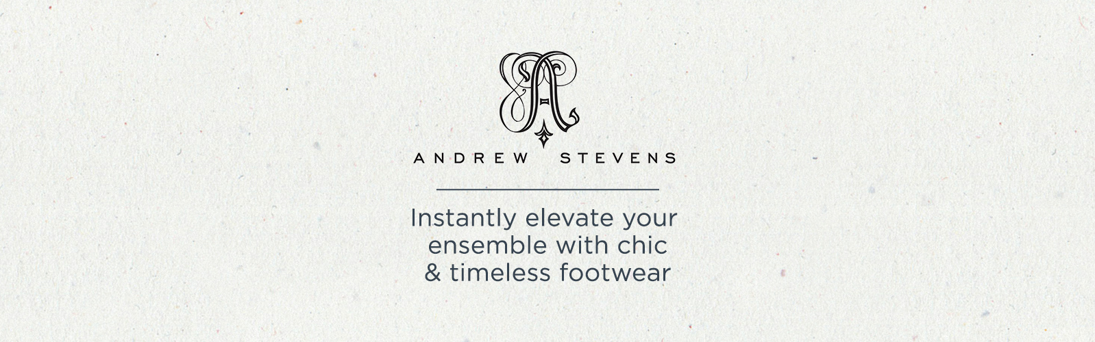 Andrew Stevens. Instantly elevate your ensemble with chic & timeless footwear