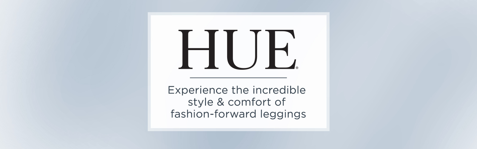 HUE - Experience the incredible style & comfort of fashion-forward leggings