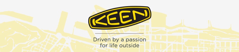 KEEN. Driven by a passion for life outside.