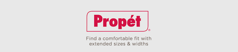 Propet. Find a comfortable fit with extended sizes & widths