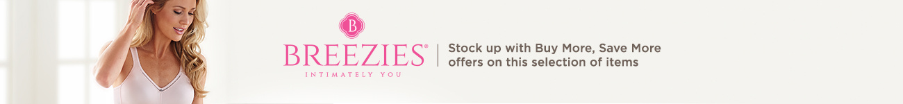 Stock up with Buy More, Save More offers on this selection of items