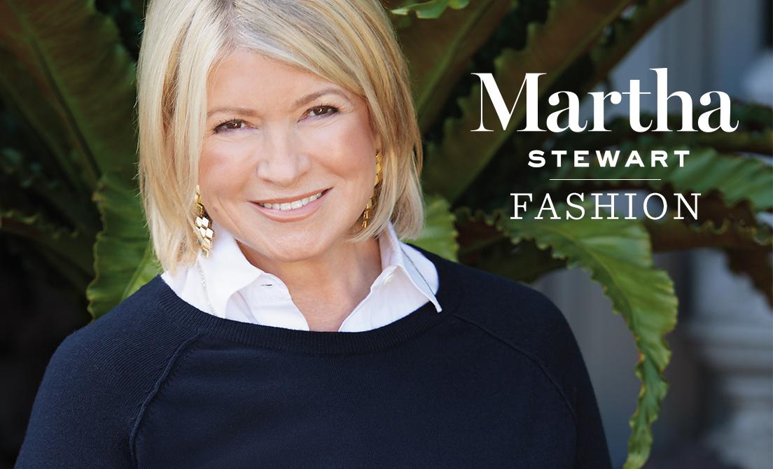 Martha Stewart Fashion