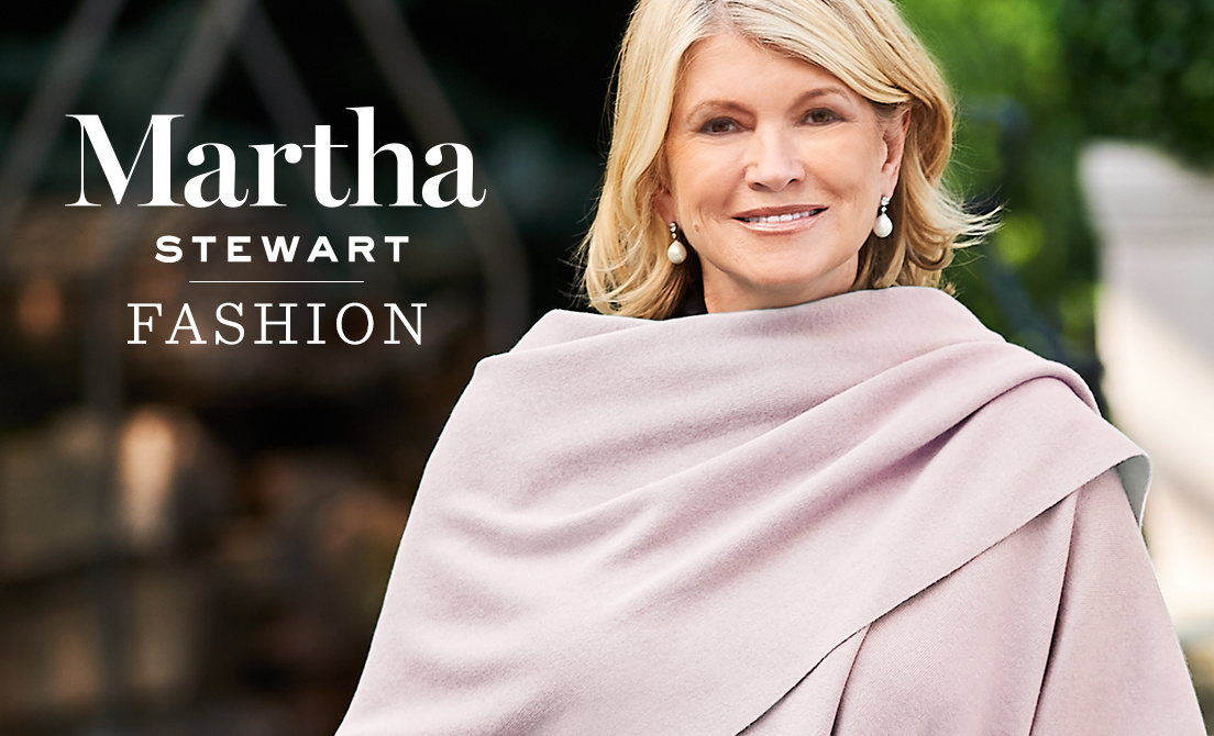 Martha Stewart Fashion