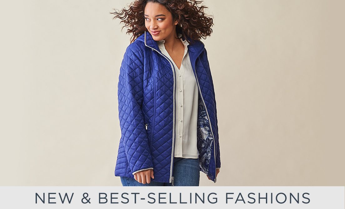 New & Best-Selling Fashions