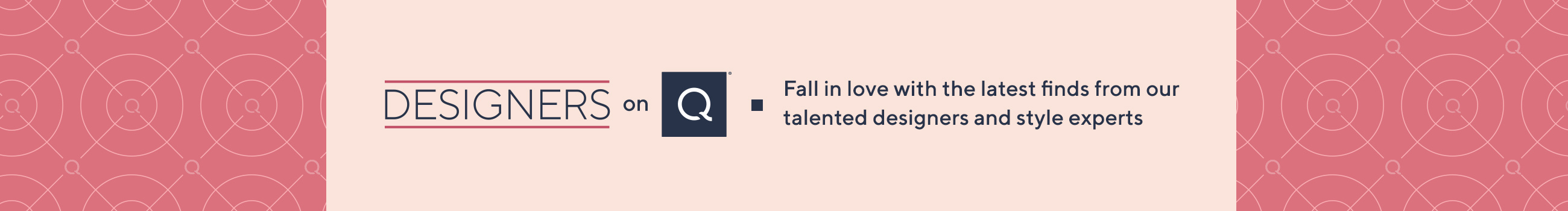 Designers on Q  Fall in love with the latest finds from our talented designers & style experts