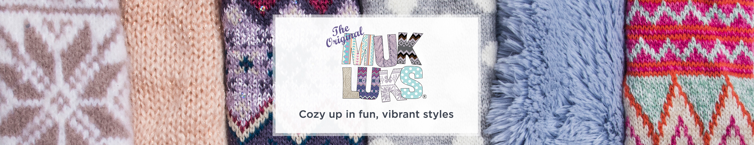 503eb30902c ... vibrant styles Muk Luks - Cozy up in fun