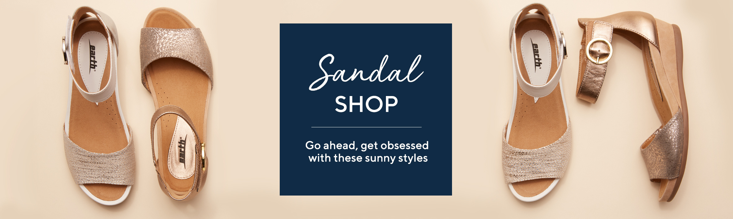449217d3da6dd ... Sandal Shop Go ahead, get obsessed with these sunny styles