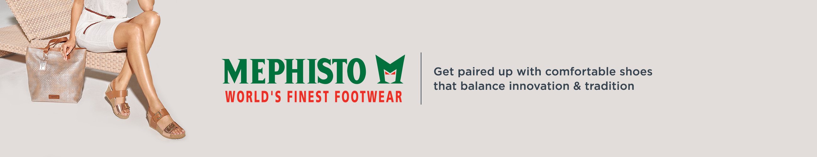 MEPHISTO.  World's Finest Footwear. Get paired up with comfortable shoes that balance innovation & tradition