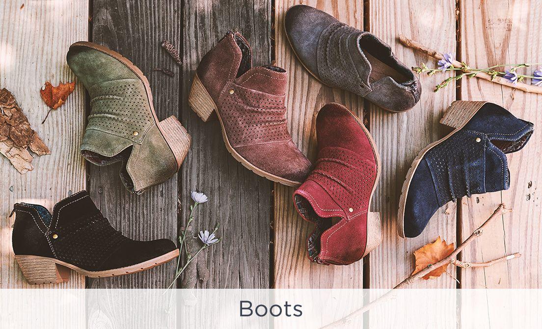Earth Boots Earth Brands Footwear u2014 Womenu0027s