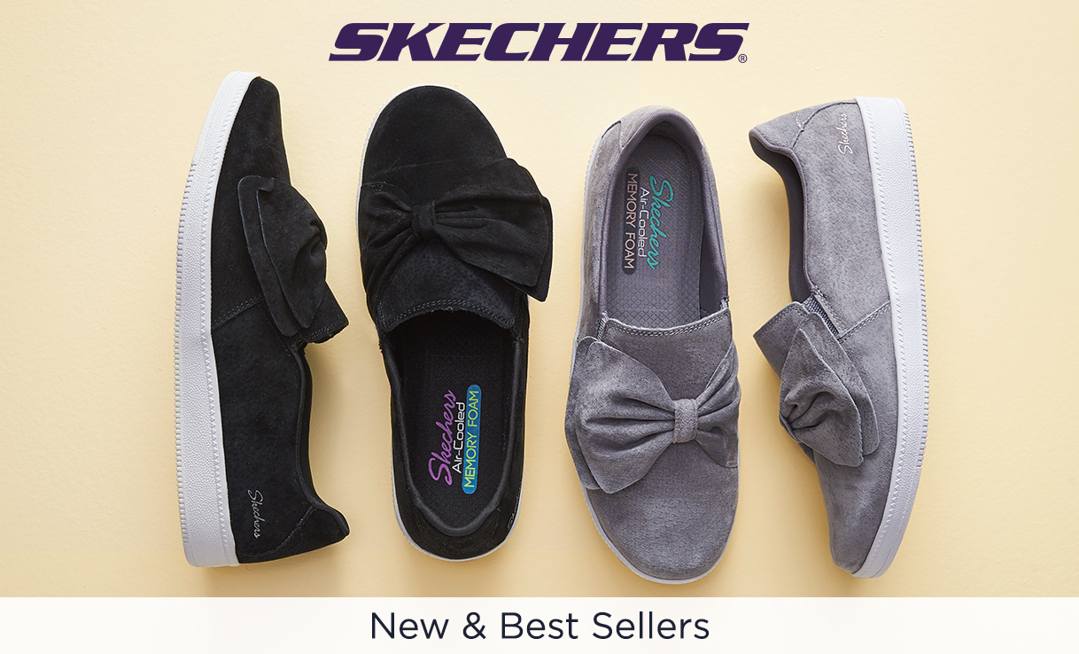 skechers memory foam clearance