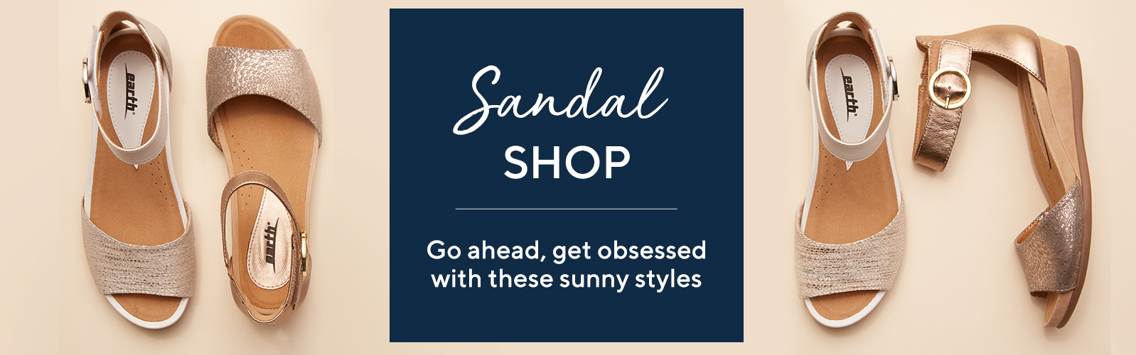 b6a7f4860104a Sandal Shop Go ahead, get obsessed with these sunny styles ...