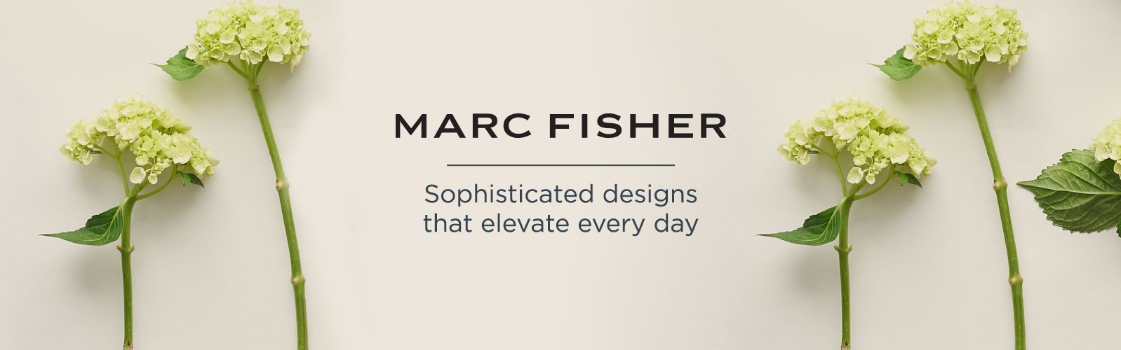 Marc Fisher. Sophisticated designs that elevate every day