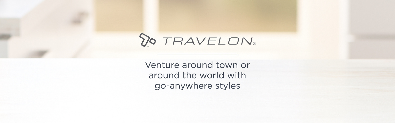 Travelon Venture around town or around the world with go-anywhere styles