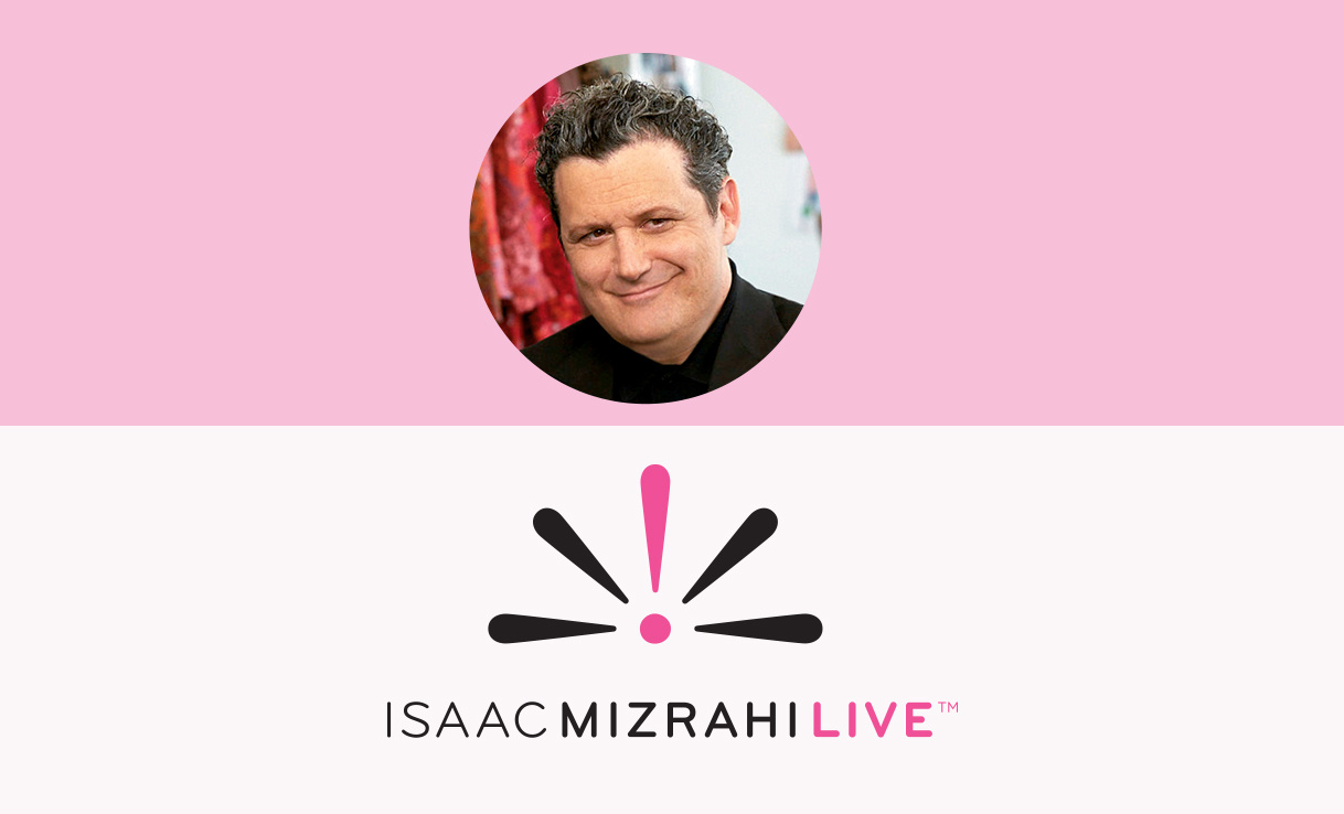 Stream Isaac Mizrahi Live! Everywhere