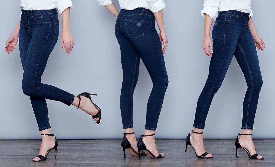 5d1e54047fb052 Skinny Jeans — QVC.com