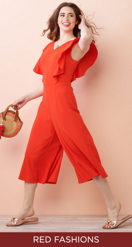 Red Fashions