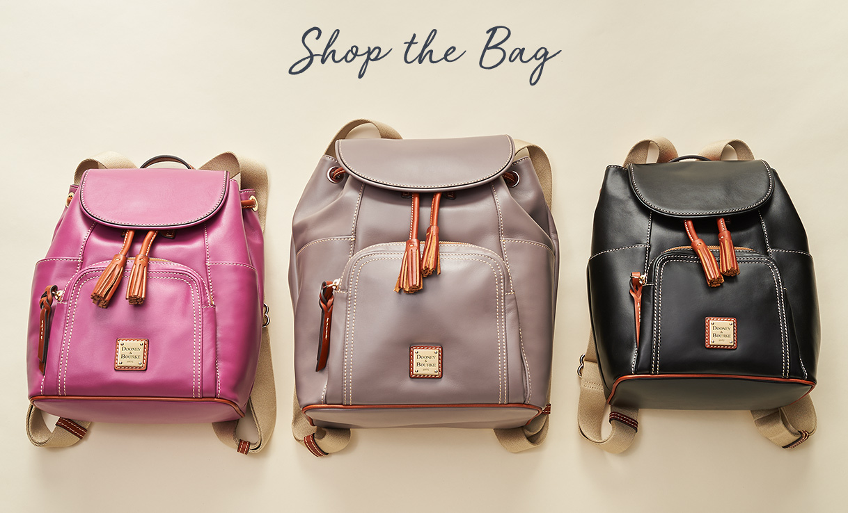 Dooney of the Month - Shop the bag