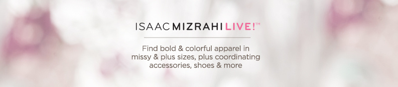 Isaac Mizrahi Live(TM)