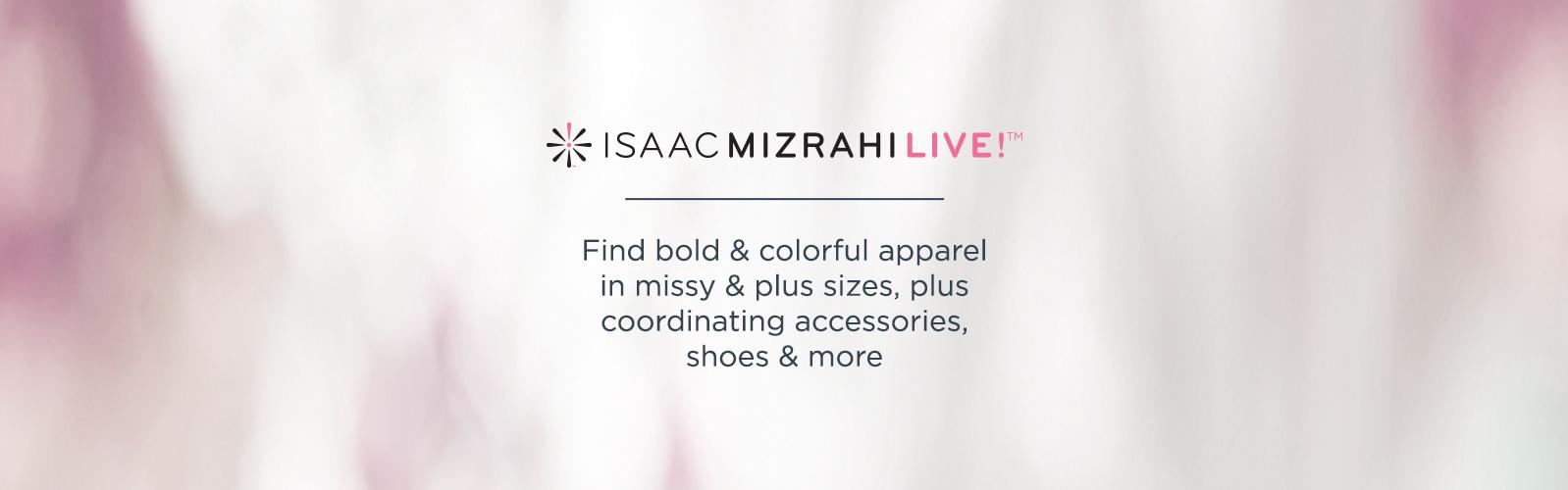 775e160a2651 Isaac Mizrahi Live(TM) — Designer Collection — QVC.com
