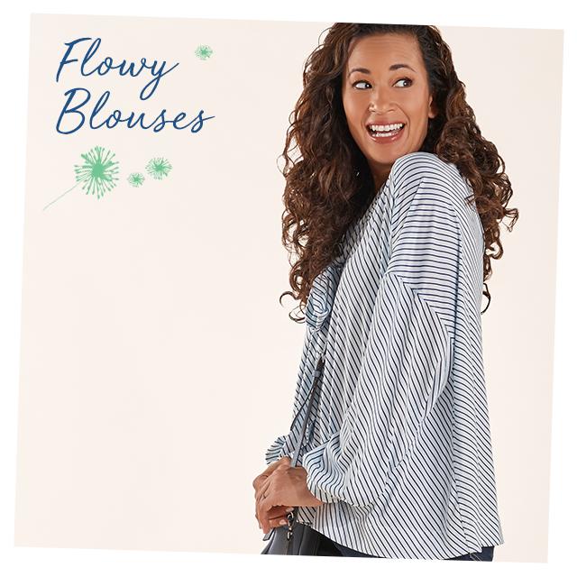 Flowy Blouses