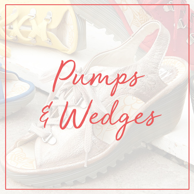 Pumps & Wedges