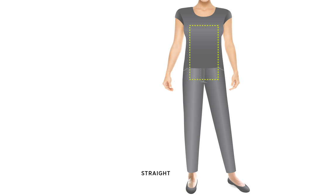 Straight Shape