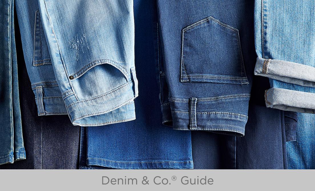 Denim & Co.® Guide