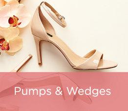 Pumps & Wedges