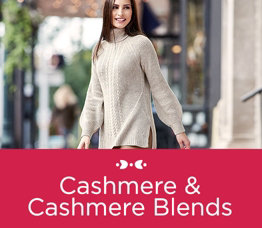 Cashmere & Cashmere Blends