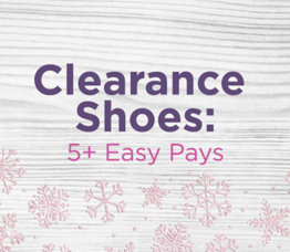 Clearance Shoes: 5+ Easy Pays