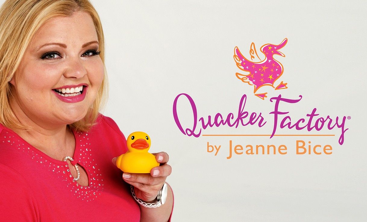 Stream Quacker Factory Everywhere