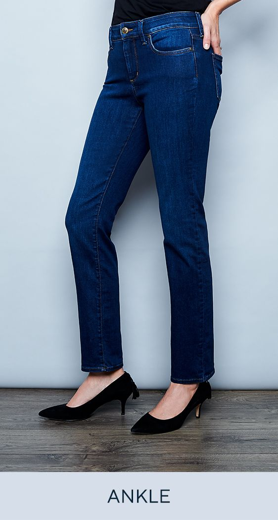 253577cf525fc Denim Shop - Women s Denim   Jeans — QVC.com