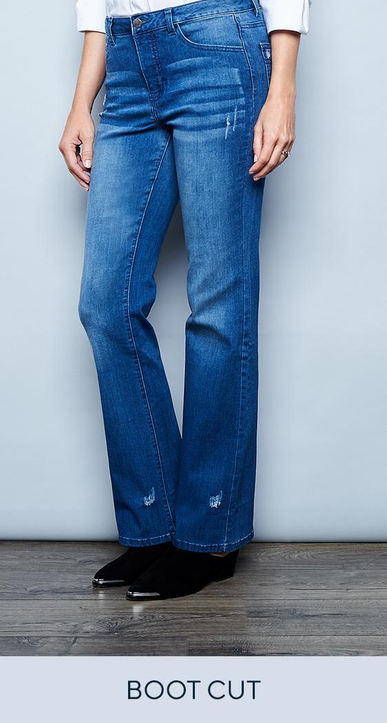 2ad1dd90601 Denim Shop - Women s Denim   Jeans — QVC.com
