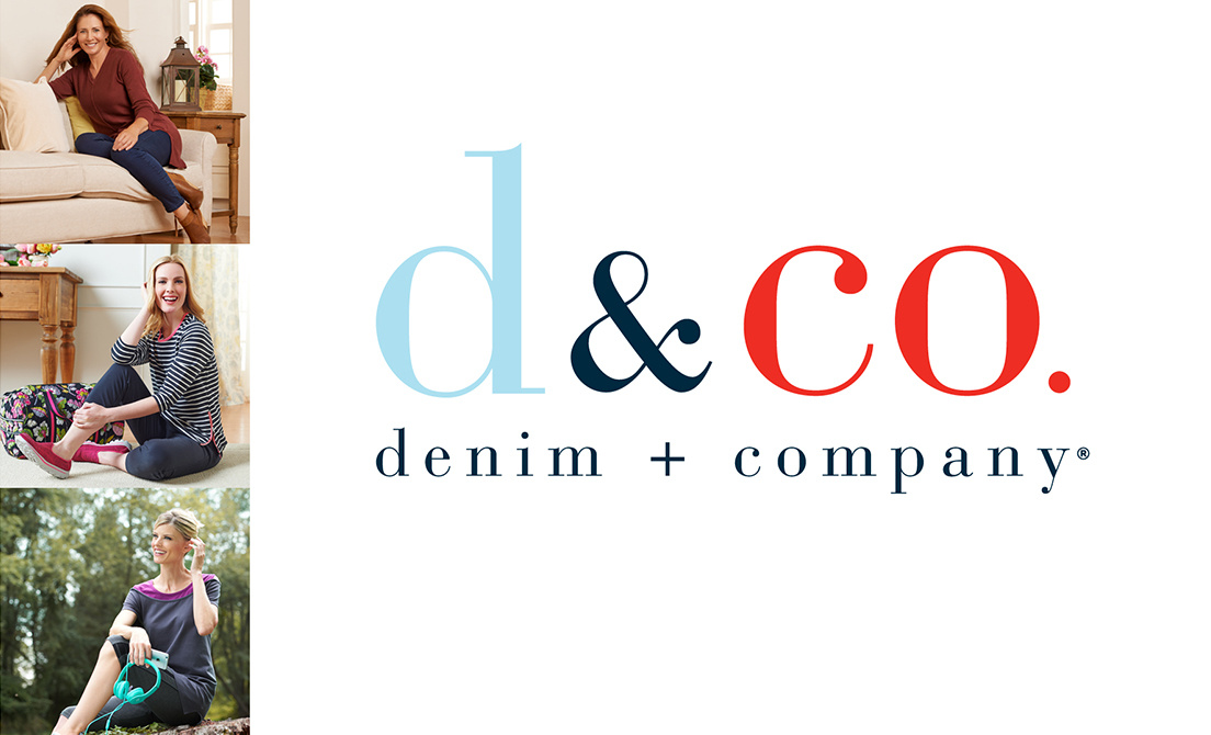 d&co. denim + company®