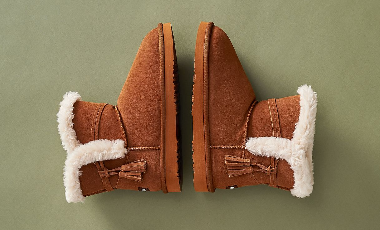 Cozy & Chic Shoes