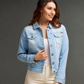 707f651eb8d224 Denim Shop - Women s Denim   Jeans — QVC.com