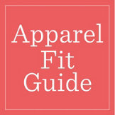 Apparel Fit Guide