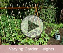 Varying Garden Heights