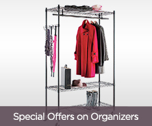 Special Offers on Organizers