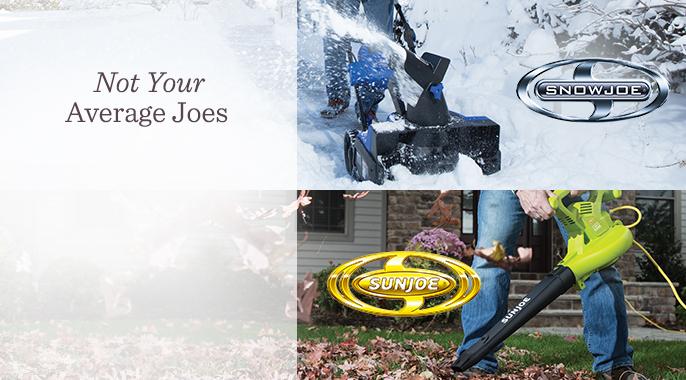 Snow Joe & Sun Joe