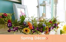 Spring Décor