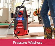 Blue Clean Pressure Washer
