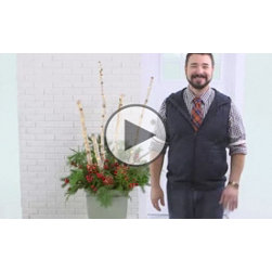 Create a Holiday Urn