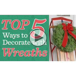 Decorate a Wreath with Valerie