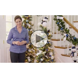 Slim Tree Décor with Valerie
